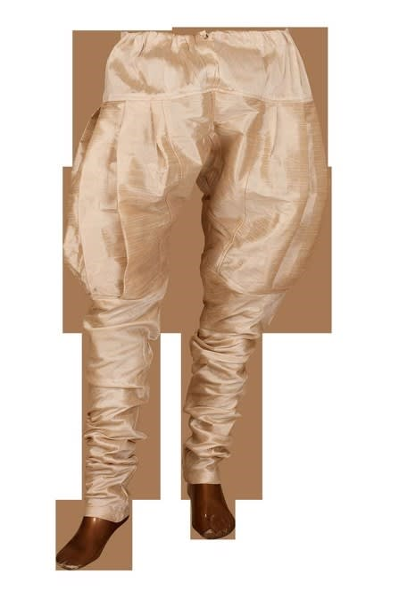 Classic Beige Breeches for a royal look