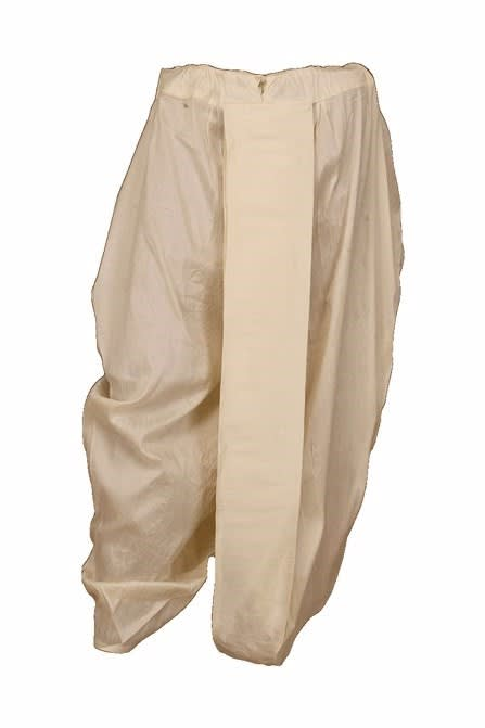Stylish Dhoti for auspicious occasions