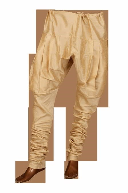 Classic Beige Breeches for parties