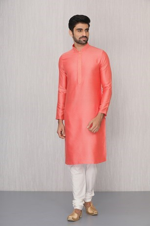 Ravishing Pink Kurta Set