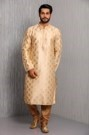 Call of tradition biscuit kurta set