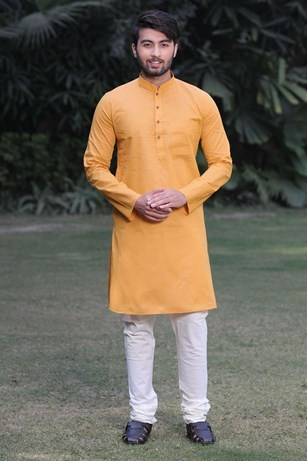 Bright Colored Trendy Kurta