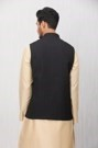 Stitched To Perfection Blue Waist Coat