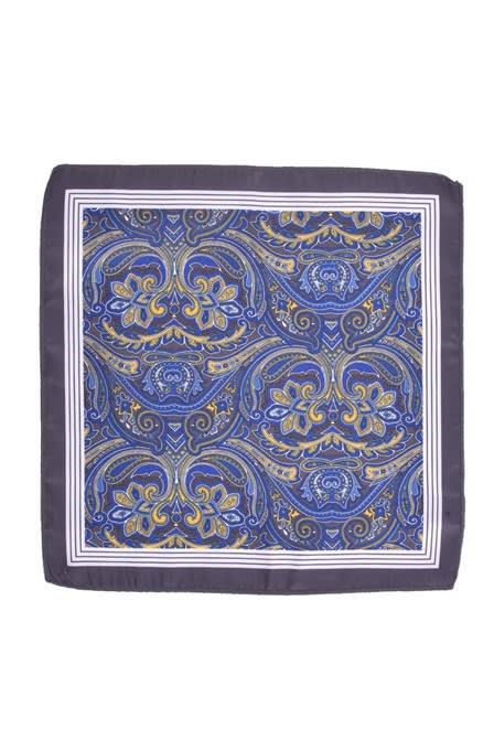 Simple and stately Printed Pocket square