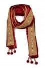 Fancy Red Colored Bandanna