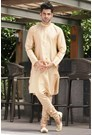 Ethnic Beige Kurta Set