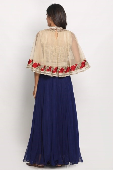 Traditional Hand Embroidered Suit