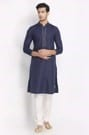 Layer This Kurta for a Traditional Look