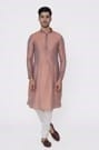 Perfect Rust Kurta for any Occasion