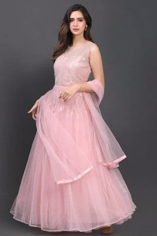 Princessy Pink Gown