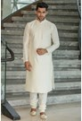 Heavy Embroidered Kurta Set