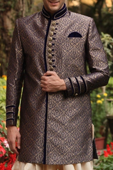 A Perfect Indo Western Outfit for Wedding